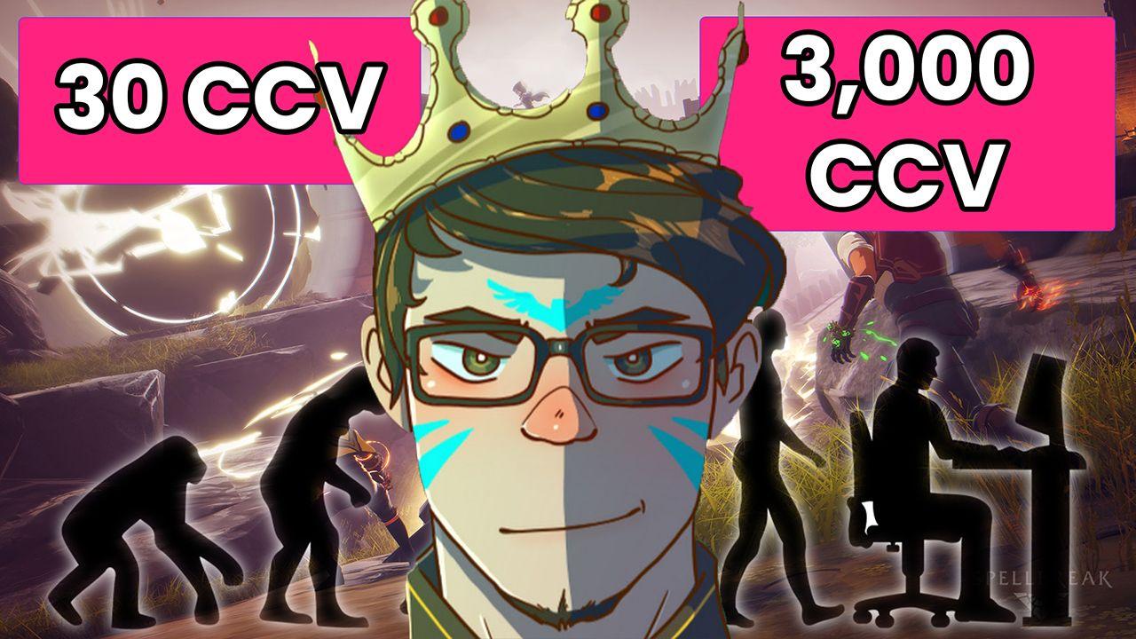 30 CCV to 3,000 CCV