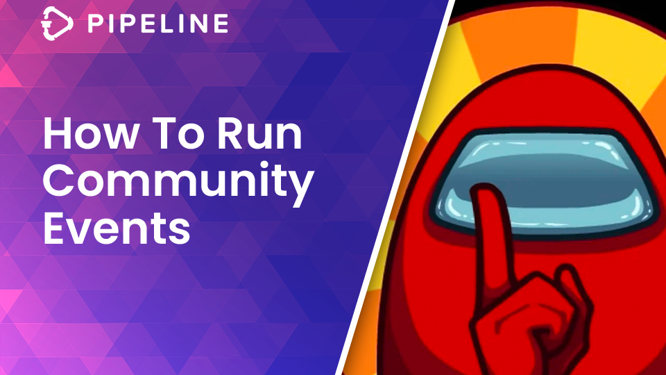 How To Run Community Events