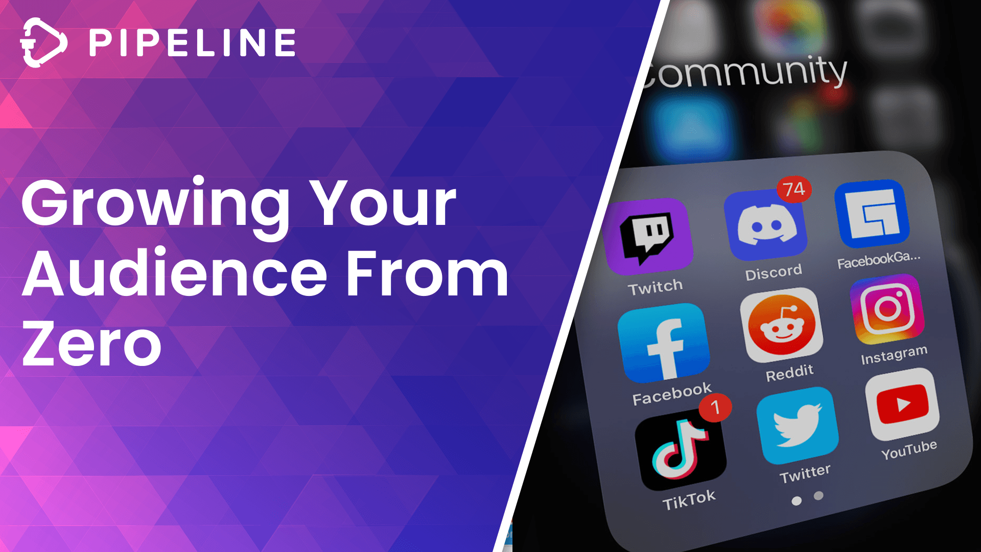 Growing Your Audience From Zero