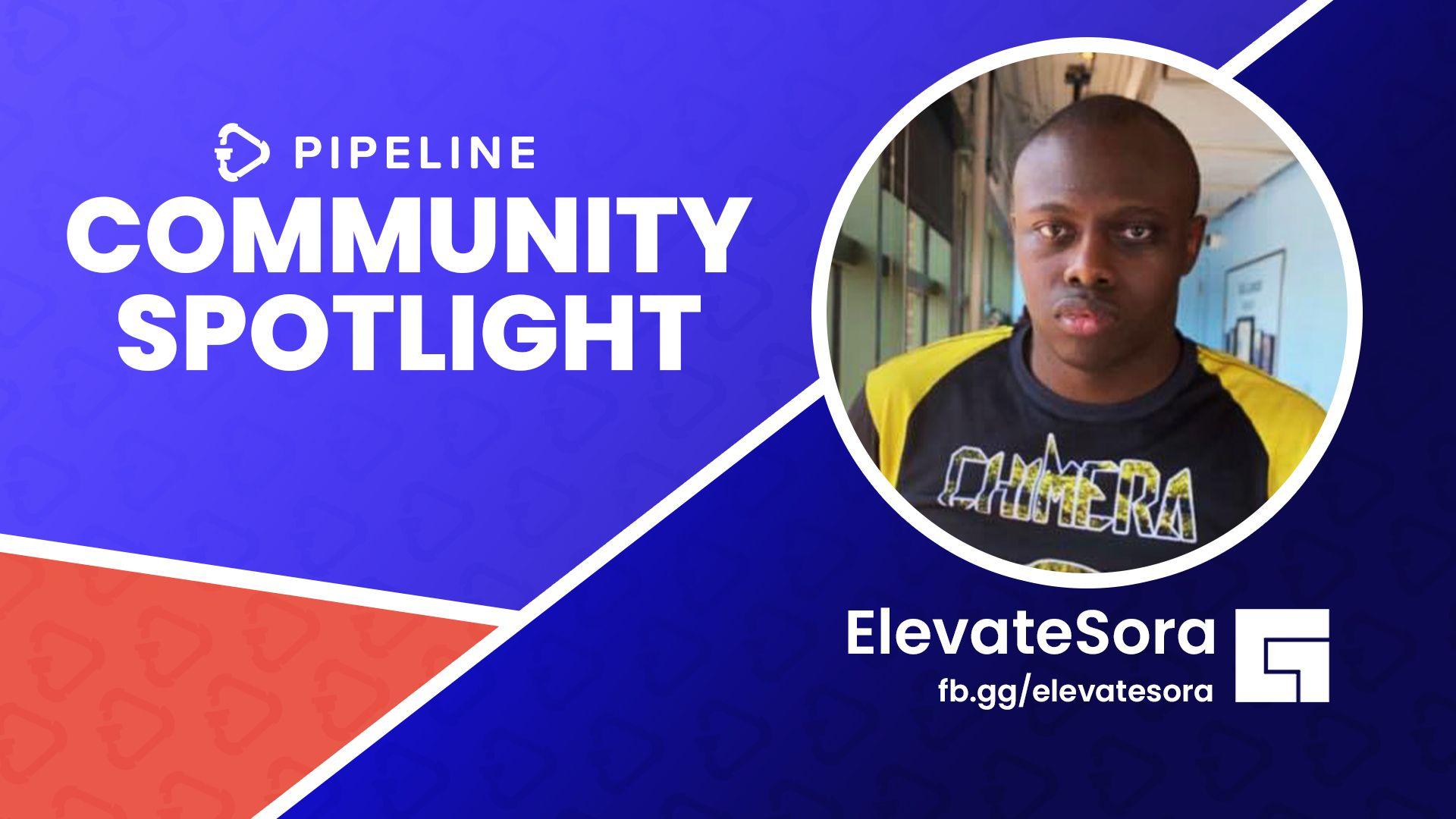 Community Spotlight: ElevateSora