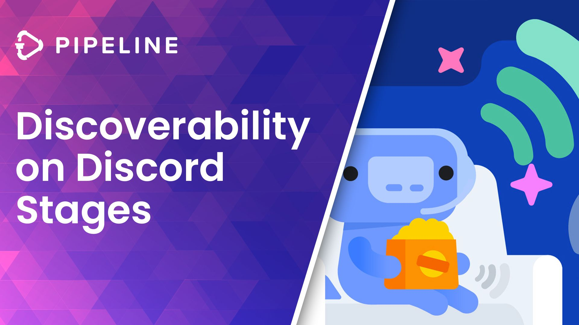 Discoverability On Discord Stages