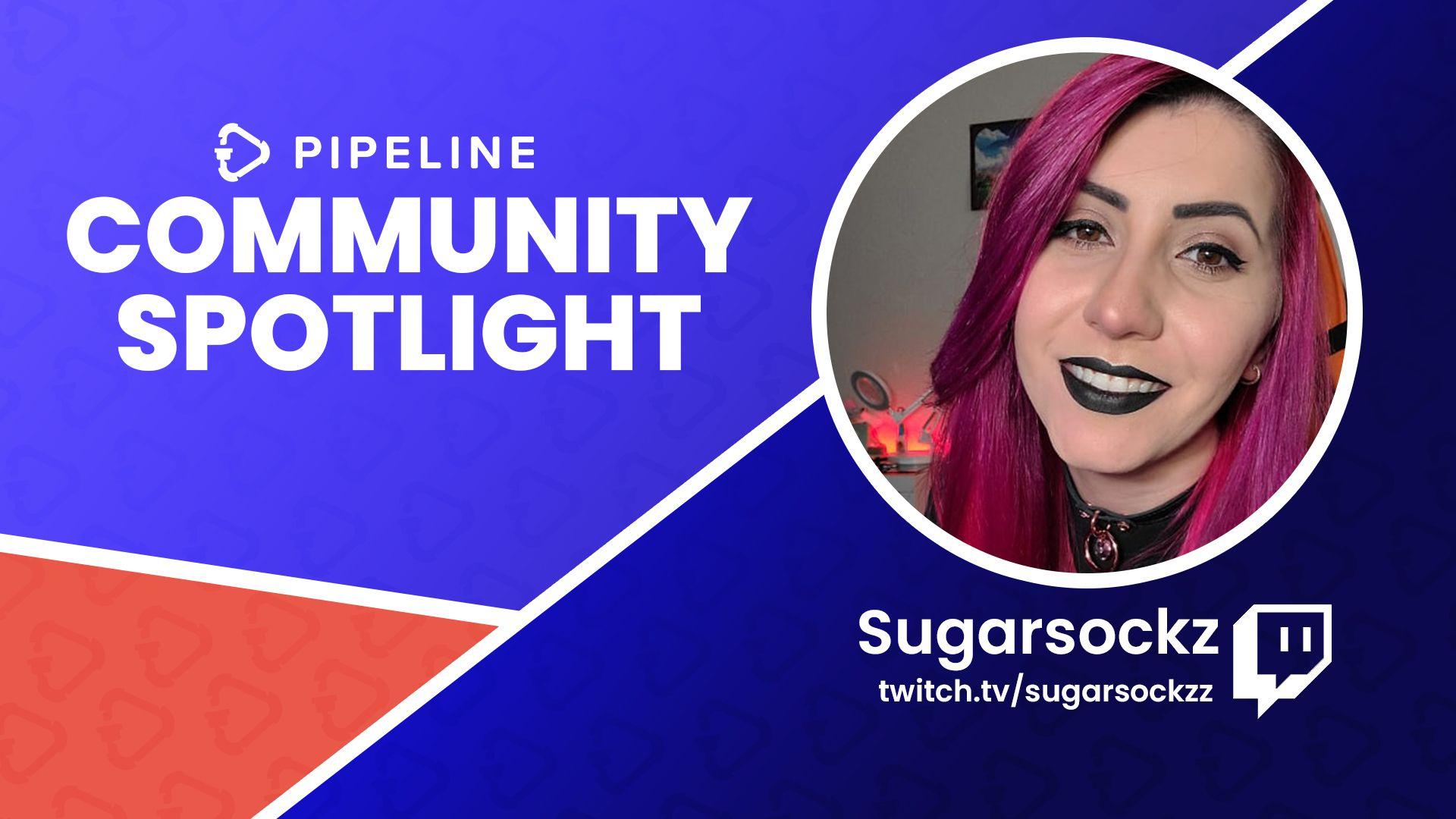 Community Spotlight: Sugarsockz